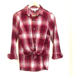 Old navy classic button up
